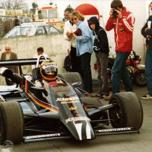 Eifelrennen 1982 | © Stefan Bellof Official