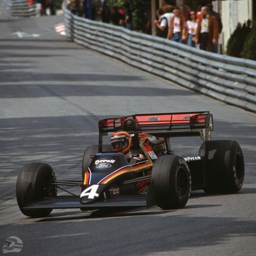 GP Monaco 1984   © Ferdi Kräling Motorsport-Bild GmbH