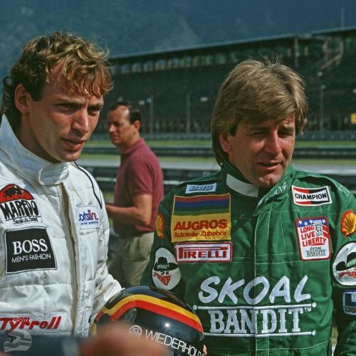 Stefan Bellof und Manfred Winkelhock   © Ferdi Kräling Motorsport-Bild GmbH