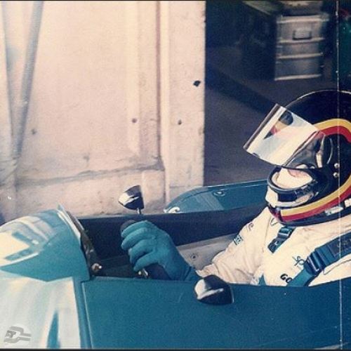 Formel 1 Testfahrten Brands Hatch England, 28-29.08.1985   © Gareth Simmons, UK