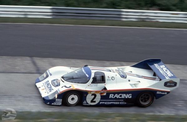 Rekordrunde 1983 Nürburgring | © Porsche AG