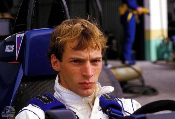 Stefan Bellof: Formel 1 1984-1985 | © Ferdi Kräling Motorsport-Bild GmbH