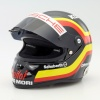 Timo Bernhard and the helmet of Stefan Bellof