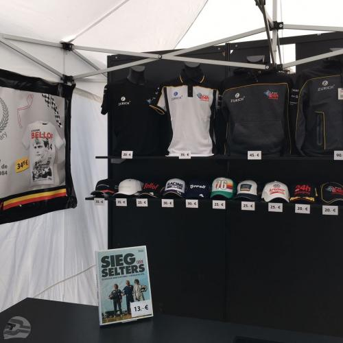 Stand 2 | © Stefan Bellof Official