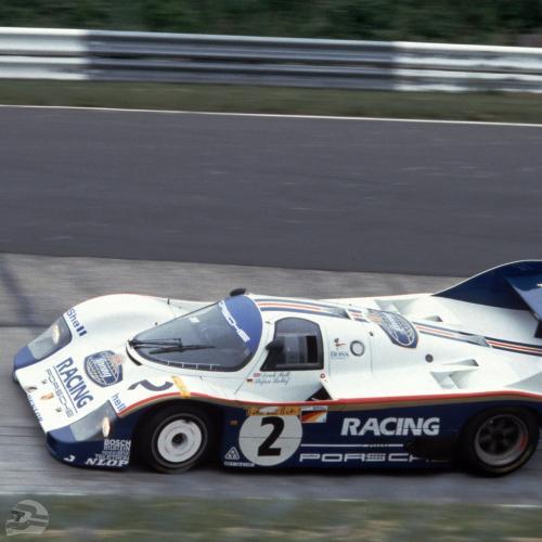 Rothmans Porsche 956 | © Porsche AG