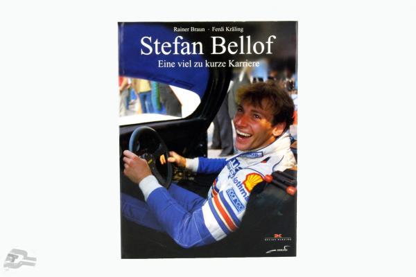 Book: Stefan Bellof A far too short career from Rainer Braun, Ferdi Kräling