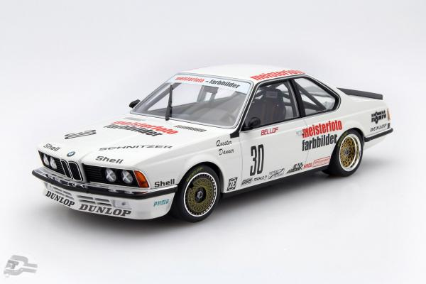 BMW 635 CSi #30 ETCC 1983 Bellof, Danner