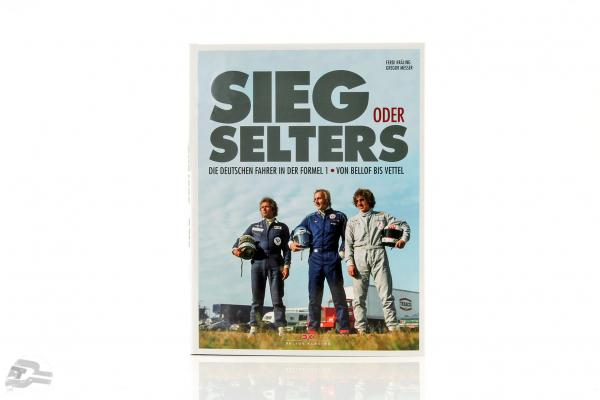 Book: Sieg oder Selters from Ferdi Kräling and Gregor Messer