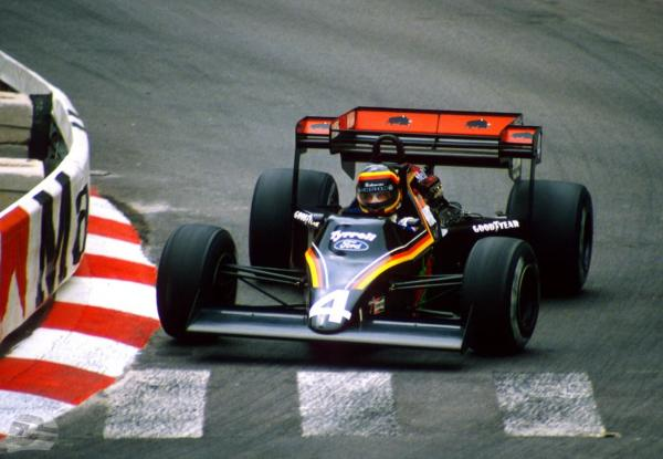 Stefan Bellof, Monacco 1984 | © Jürgen Jürgen Rauh Sportfotografie Sportfotografie