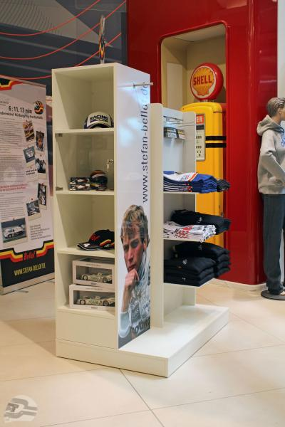 Stefan-Bellof-Collection im Ringboulevard | © Stefan Bellof Official