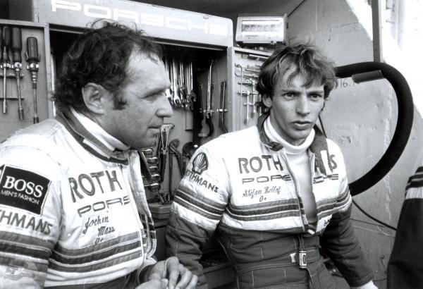 1983 Rennen Le Mans, Jochen Mass und Stefan Bellof | © Porsche AG AG