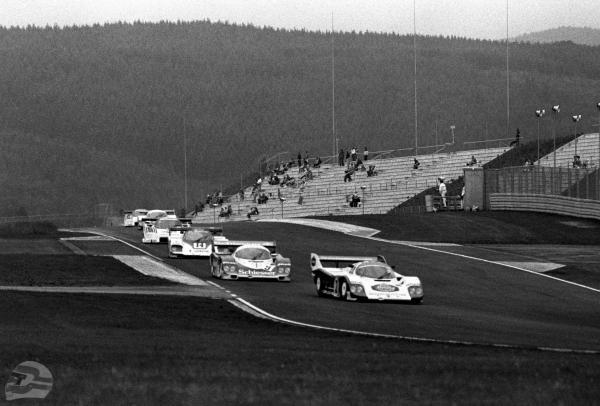 Sportwagen WM Nürburgring 1984 | © Porsche AG