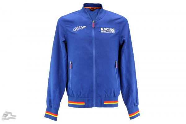 Stefan Bellof Racing blouson jacket blue