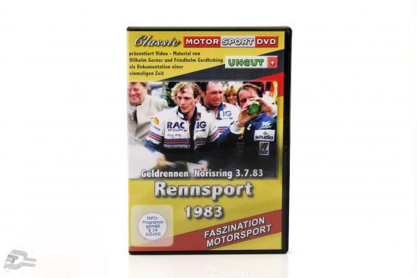 racing 1983 Geldrace Norisring 3.7.1983 DVD