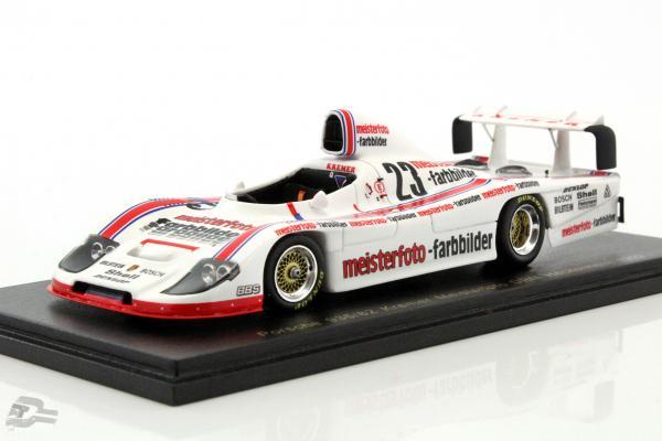 Stefan Bellof Kremer Porsche 936/82 #23 DRM Hockenheim 1982
