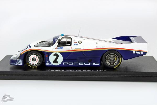Porsche 956 #2 24h LeMans 1983 Mass, Bellof