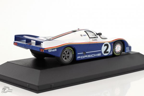 Porsche 956 LH #2 24h LeMans 1983 Mass, Bellof
