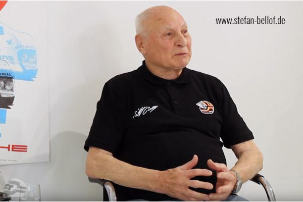 Georg Bellof Senior im Interview | © Stefan Bellof Official