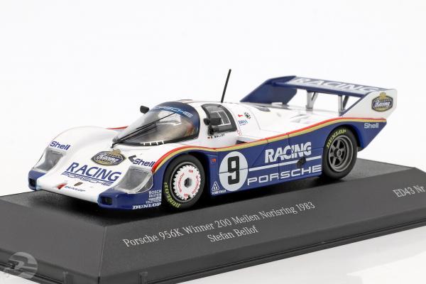 Porsche 956K #9 Winner 200 Meilen Norisring 1983 Stefan Bellof