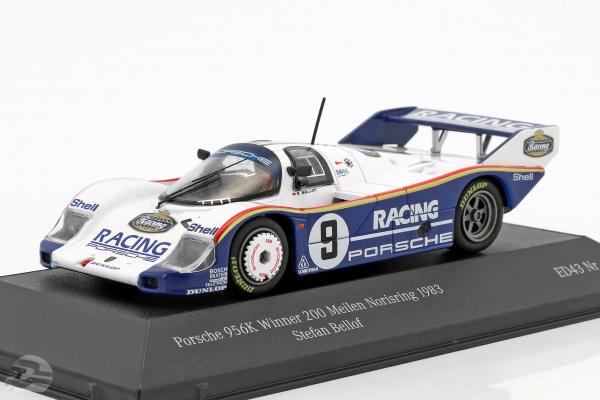Porsche 956K #9 Winner 200 miles Norisring 1983 Stefan Bellof