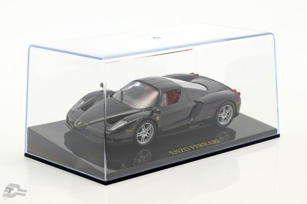 Ferrari Enzo black with showcase