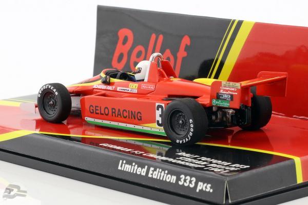 Stefan Bellof Ralt RT3 #3 Formel 3 Championship 1981