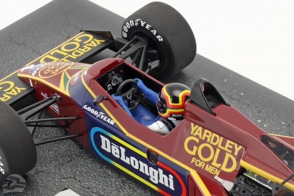 Stefan Bellof Tyrrell 012 #4 Practice Monaco GP Formel 1 1984