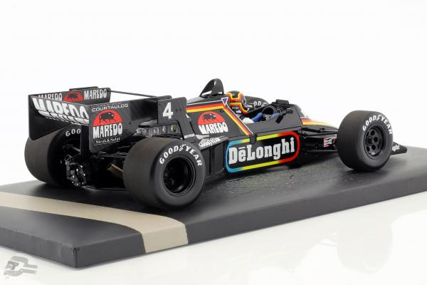 Stefan Bellof Tyrrell Ford 012 #4 British GP formula 1 1984
