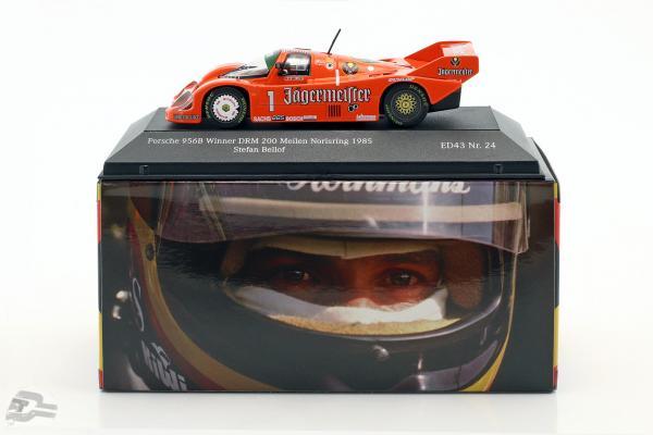 Porsche 956B Brun #1 Winner DRM 200 miles Norisring 1985 Stefan Bellof