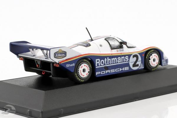 Porsche 956K #2 Winner 1000km Fuji 1984 Bellof, Watson