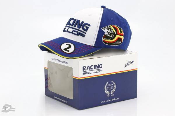 Stefan Bellof Cap 35 years record lap 6:11.13 min (1983-2018) blue / White