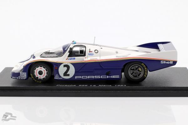 Porsche 956 #2 24h LeMans 1983 Mass, Bellof