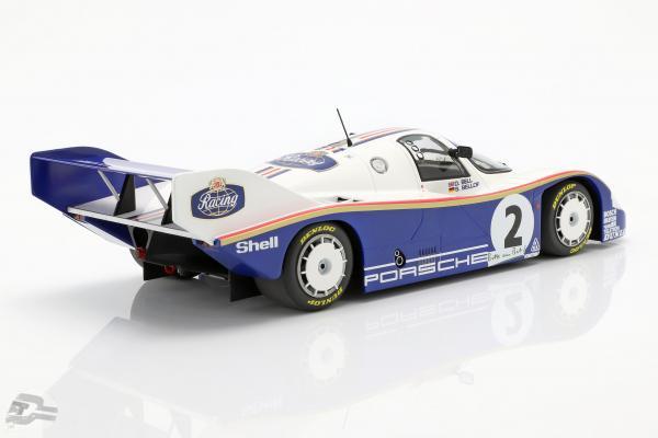 Porsche 956K #2 Winner 1000km Nürburgring 1984 Bellof, Bell 1:18 Minichamps