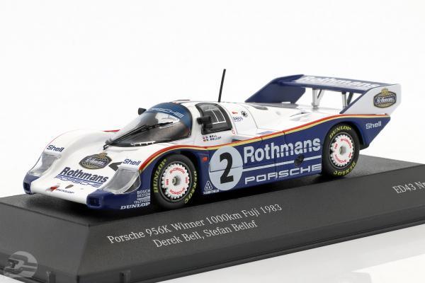 Porsche 956 K #2 Winner 1000km Fuji 1983 Bellof, Bell