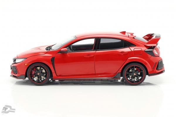 Honda Civic Type-R red