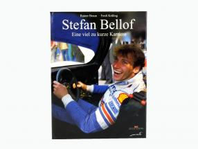Book: Stefan Bellof A far too short career from Rainer Braun, Ferdi Kräling