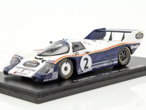 Porsche 956 #2 Winner DRM Nürburgring 1984 Bellof, Bell 1:43 Spark
