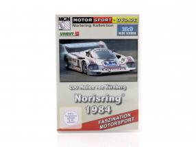 Norisring 1984 200 Meilen von Nürnberg DVD