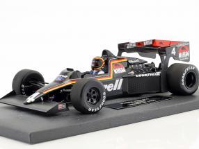 Stefan Bellof Tyrrell Ford 012 #4 Belgien GP Formel 1 1984 1:18 Minichamps
