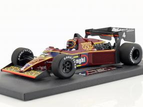 Stefan Bellof Tyrrel 012 #4 Practice Monaco GP formula 1 1984 1:18 Minichamps