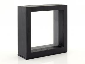 floating frame black 154 x 150 mm SAFE