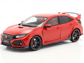 Honda Civic Type-R red 1:18 LCD Models