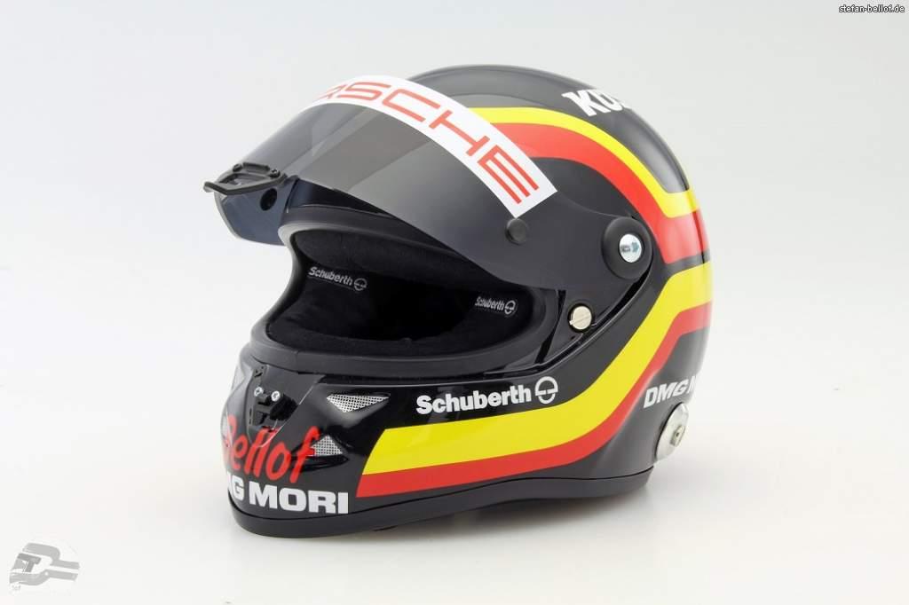 Timo Bernhard And The Helmet Of Stefan Bellof 2017 03 08
