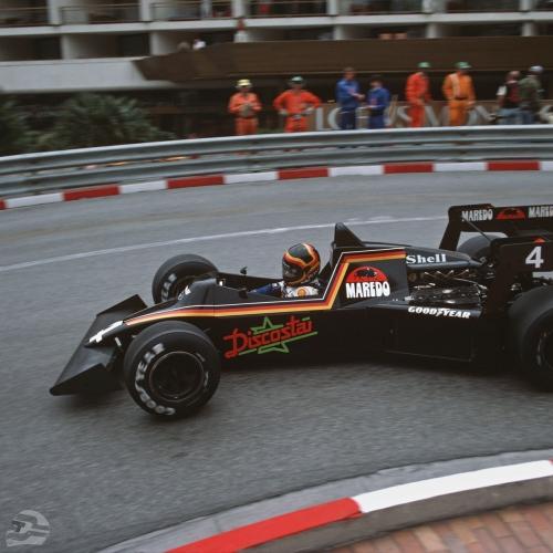 GP Monaco 1984 | © Ferdi Kräling Motorsport-Bild GmbH