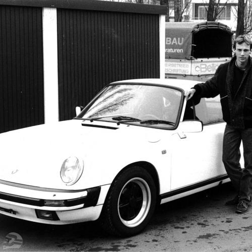 Stefans 1985 Dienstwagen | © Porsche AG