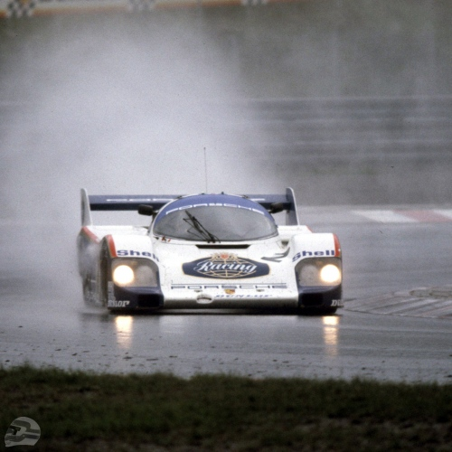 13.-15.7.1984 Int. ADAC 1000 km Rennen Nürburgring | © Porsche AG