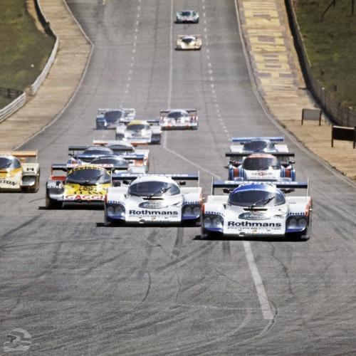 1000km von Kyalami am 10.12.1983 | © Porsche AG