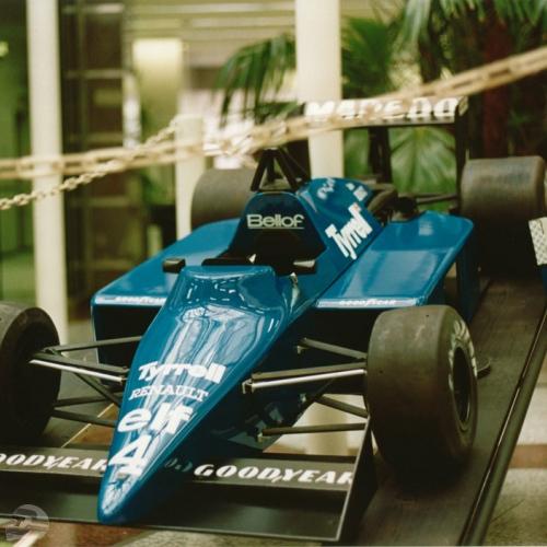 Formel Ford Modell, 1:4 | © Familie Bellof