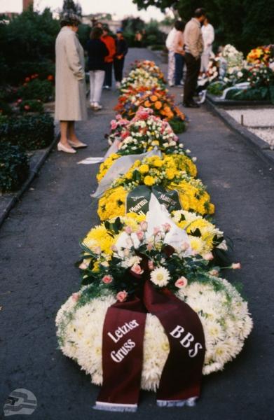 Stefan Bellof Beerdigung | © Axel Pausch, Wettenberg