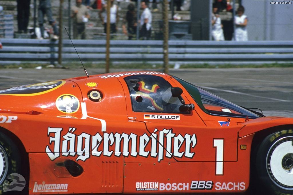 Stefan Bellof Sportwagen Seine Gr 246 223 Ten Erfolge